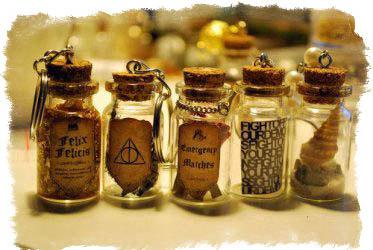 ведьмины амулеты