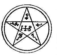 пентаграмма защиты от демонов