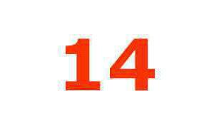 число 14 в нумерологии