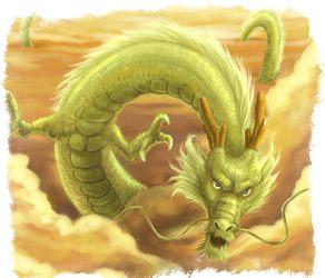 имена китайских драконов