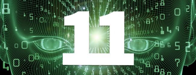 магия числа 11