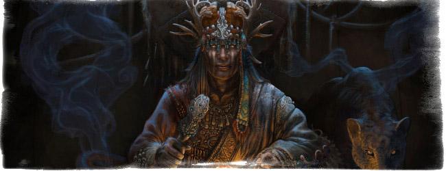 шаманизм определение