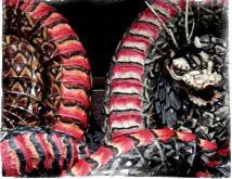 дракон япония