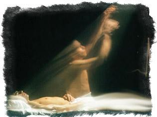 куда уходит душа человека после смерти