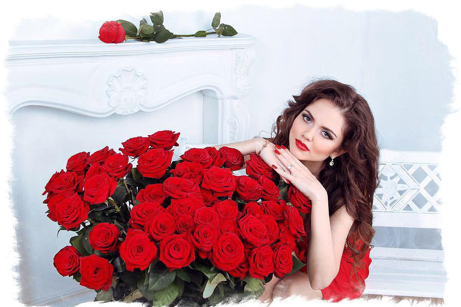 можно ли дарить 50 роз