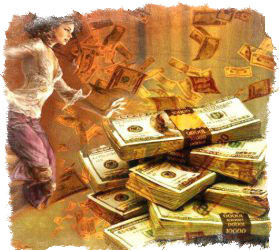 ванга заговоры на деньги читать