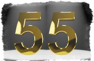 нумерология число 55