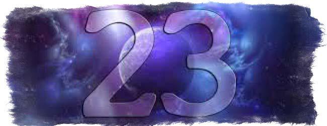 магия числа 23
