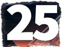 магия числа 25