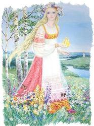 славянский гороскоп богов