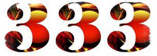 число 333 в нумерологии