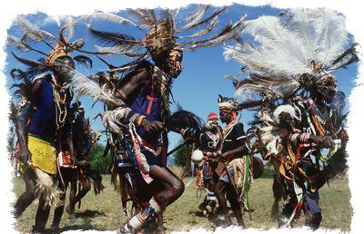 культы и религии африки