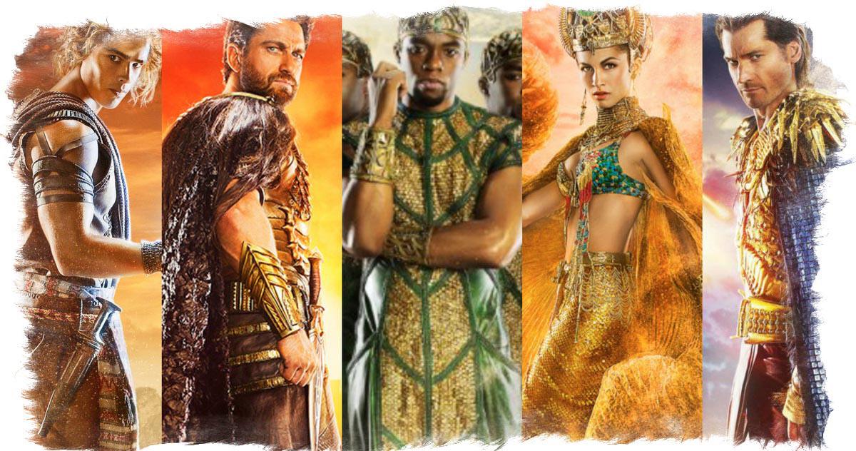 африканские боги