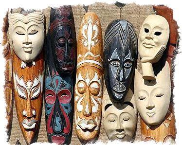африканские тотемы