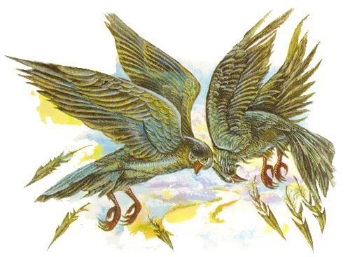 Стимфалийские птицы