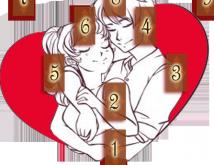 Гадание на любовь онлайн