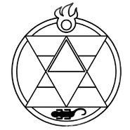 алхимические круги и их функции