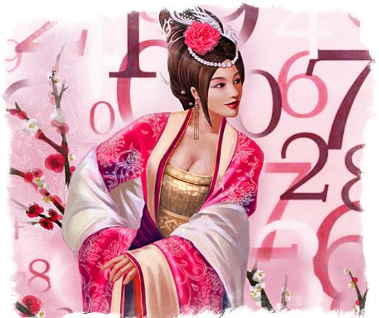 китайская нумерология значение чисел