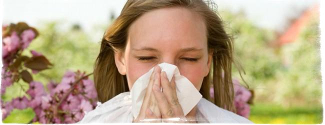 заговор от аллергии