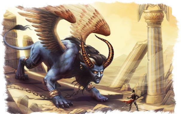 сфинкс мифология