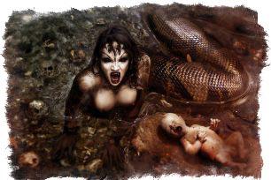 ламия демон