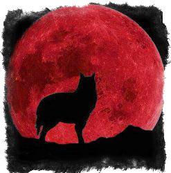 красная луна что это значит