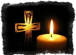 сеанс очистки молитвами и заговорами