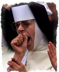 почему когда молишься начинаешь зевать