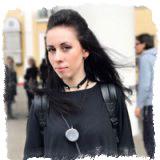 Илона Ленова на кастинге 18 сезона «Битвы Экстрасенсов»
