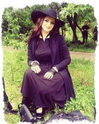 НИКА ЛИРОВСКАЯ ведьма