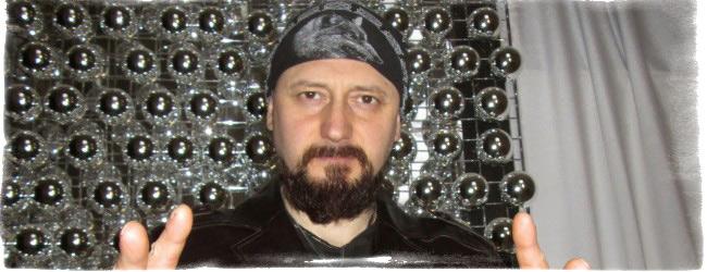 Шаман Иван Шабанов