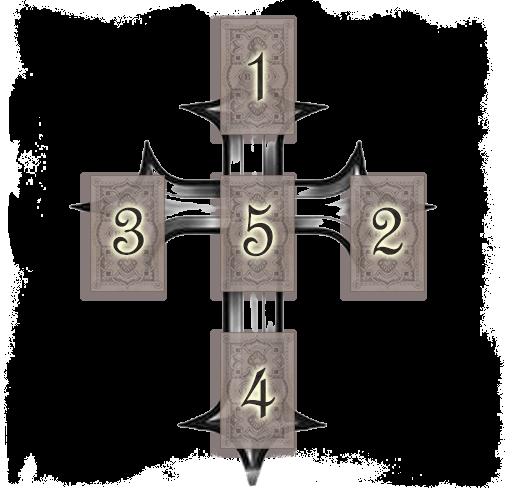 Гадание Таро онлайн бесплатно – расклад «Крест»