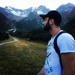Гецати в горах