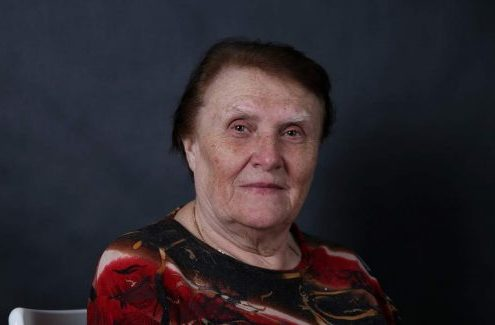 Ирина Кравченко — Слипая Баба Нина