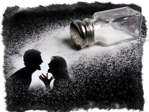 Как поссорить мужа с бывшей женой