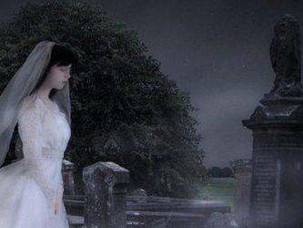 Кладбищенское чёрное венчание