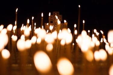 Приворот на отпевальные свечи