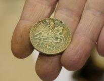 Старая монета для приворота