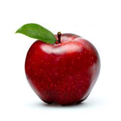 Яблоко для проведения обряда присушки