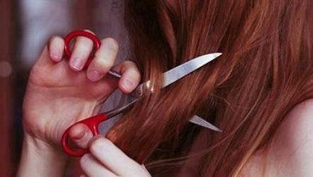Ритуал с волосами