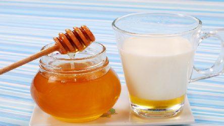 Молоко и мёд для приворотов