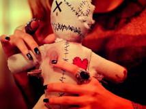 Фото + Приворот на куклу - магия вуду вольта