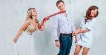 Фото + Как приворожить женатого мужчину