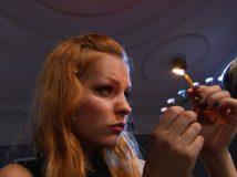 Эстонская ведьма Мерилин Керро