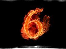 цифра 6 в нумерологии