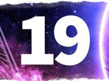 магия числа 19