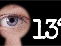 преследует число 13