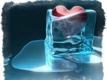 Фото — Ледяная остуда — мощный ритуал, уничтожающий чувства